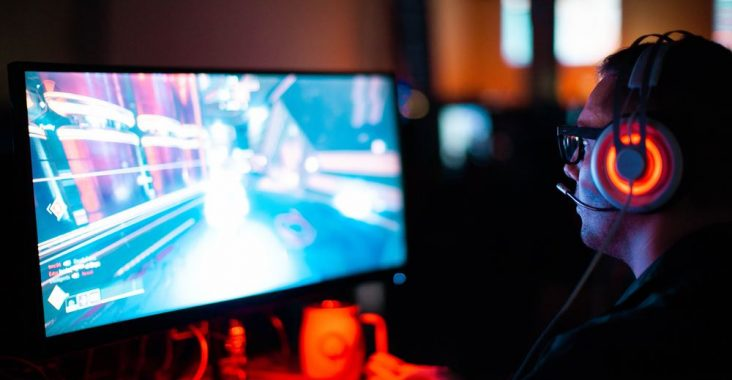 Videospill og ryggproblemer